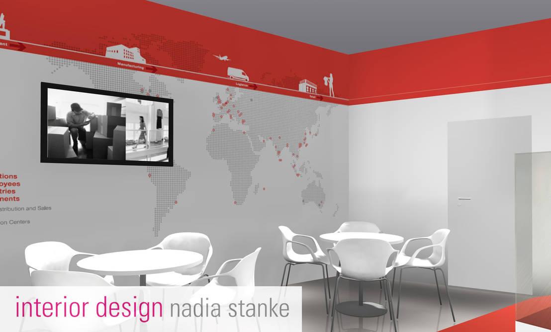 messestanddesign f r avery von stanke interiordesign homify. Black Bedroom Furniture Sets. Home Design Ideas