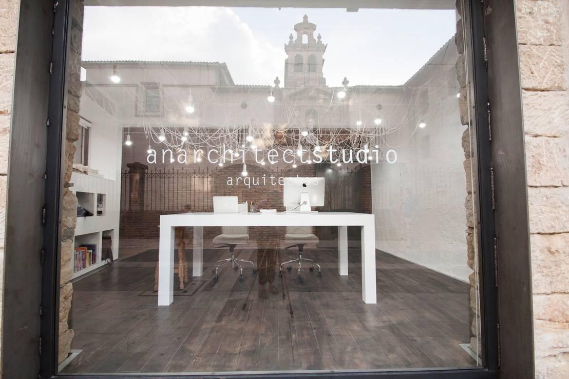 Estudio de arquitectura de ramos bilbao architects homify for Estudio de arquitectura