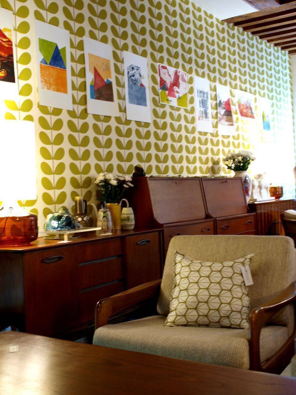 l il vintage galerie de l 39 oeil vintage homify. Black Bedroom Furniture Sets. Home Design Ideas