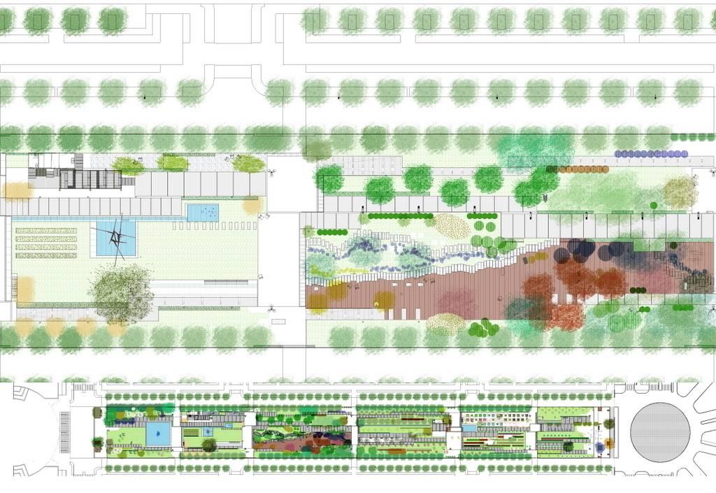 El jard n de los sentidos por vam10 arquitectura y paisaje homify - El jardin de los sentidos ...