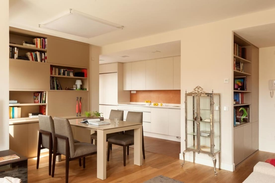 Trucos para dise ar un apartamento peque o for Ideas para un apartamento pequeno