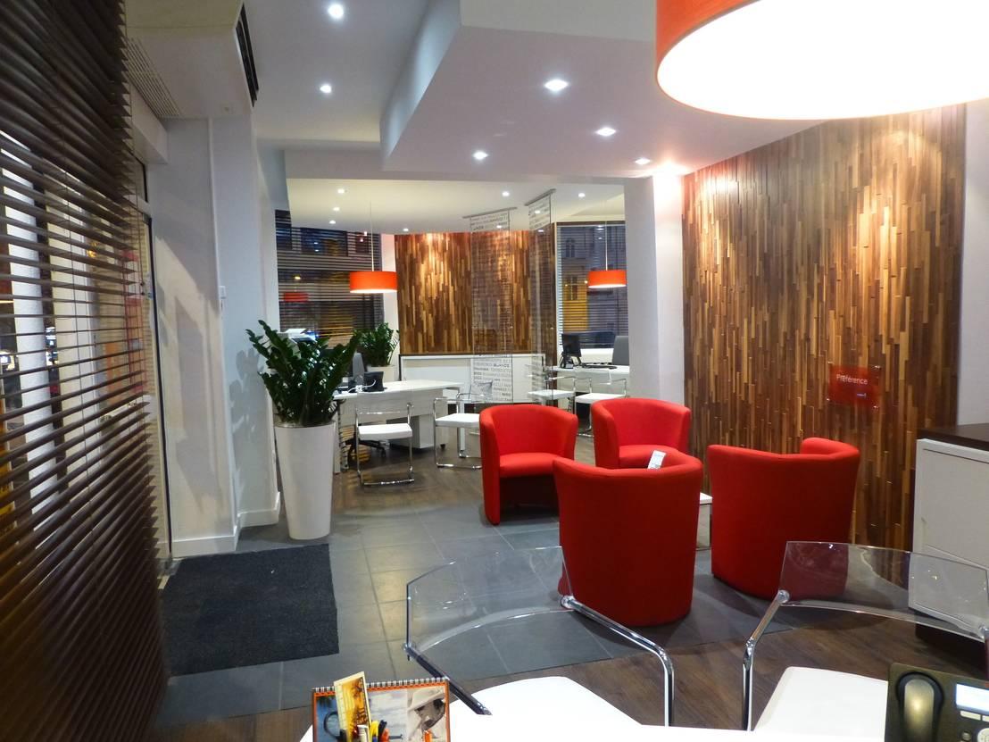 atelier ka hutte r no d co d 39 une agence de voyages angers homify. Black Bedroom Furniture Sets. Home Design Ideas