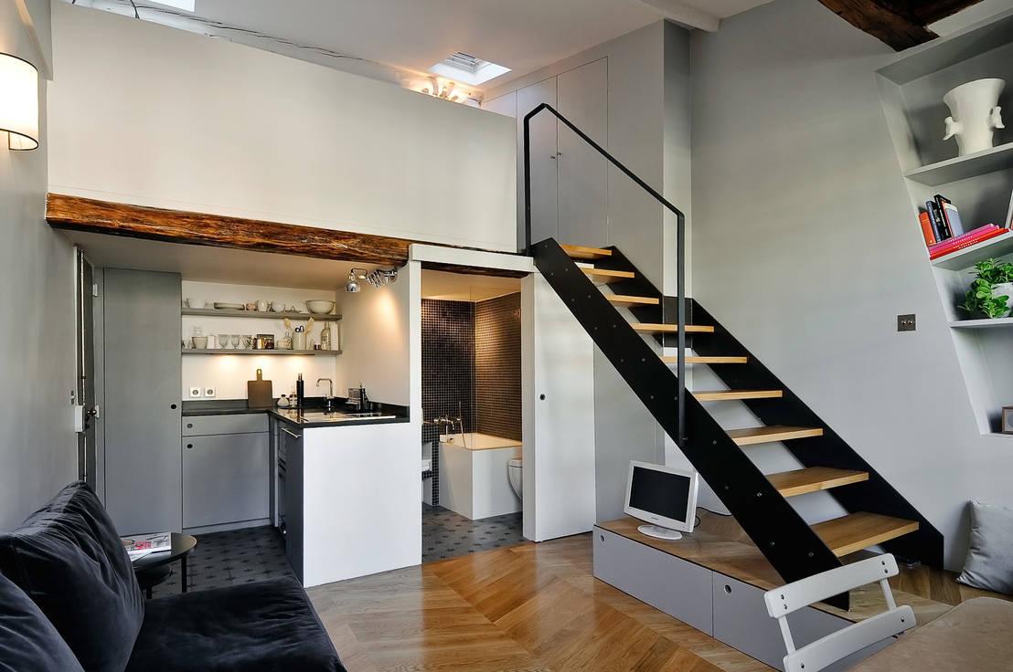 die 6 sch nsten ideen f r hohe w nde. Black Bedroom Furniture Sets. Home Design Ideas