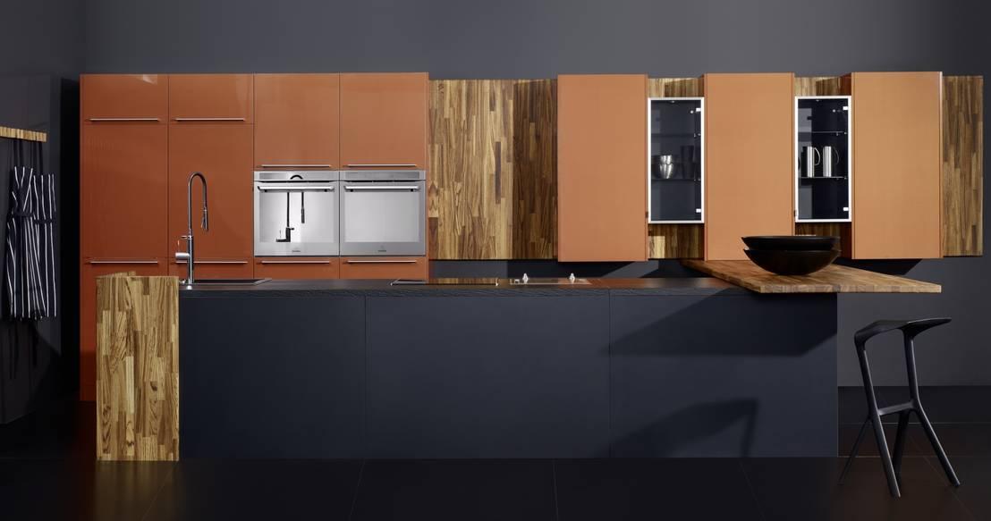 kh k che hochglanz ral lackiert polymatt schwarz de kh. Black Bedroom Furniture Sets. Home Design Ideas