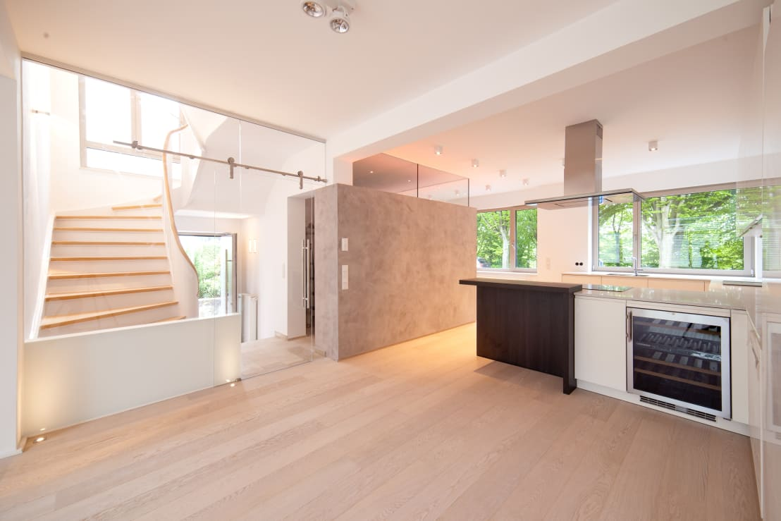 sanierung 50 er jahre haus von beck bl m beck architekten homify. Black Bedroom Furniture Sets. Home Design Ideas