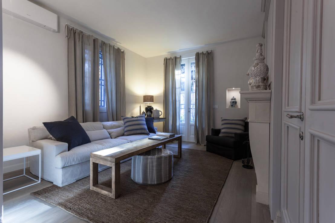 Come arredare casa in stile classico moderno for Casa stile classico moderno