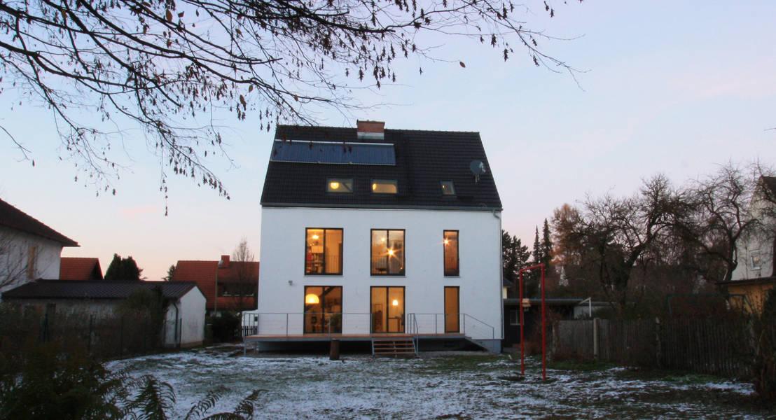 christina patz architektur energieberatung haus u sanierung zum kfw 70 effizienzhaus homify. Black Bedroom Furniture Sets. Home Design Ideas