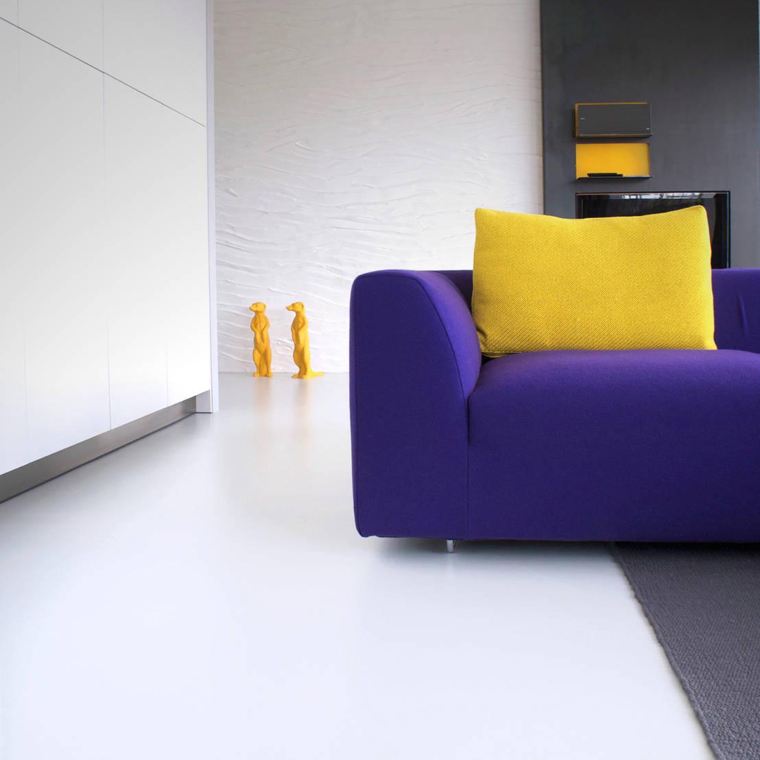 Kleurideeen voor de woonkamer