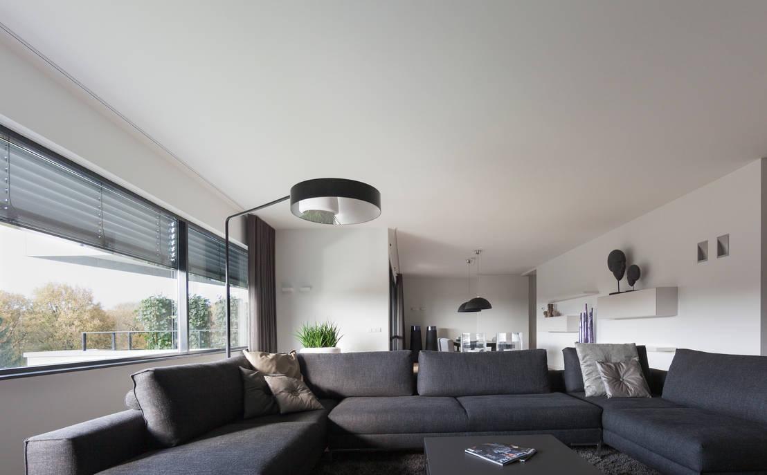 penthouse by interieurvormgeving inez burvenich homify