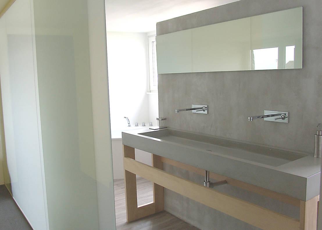 Moderne waschbecken f r das badezimmer for Badezimmer waschbecken