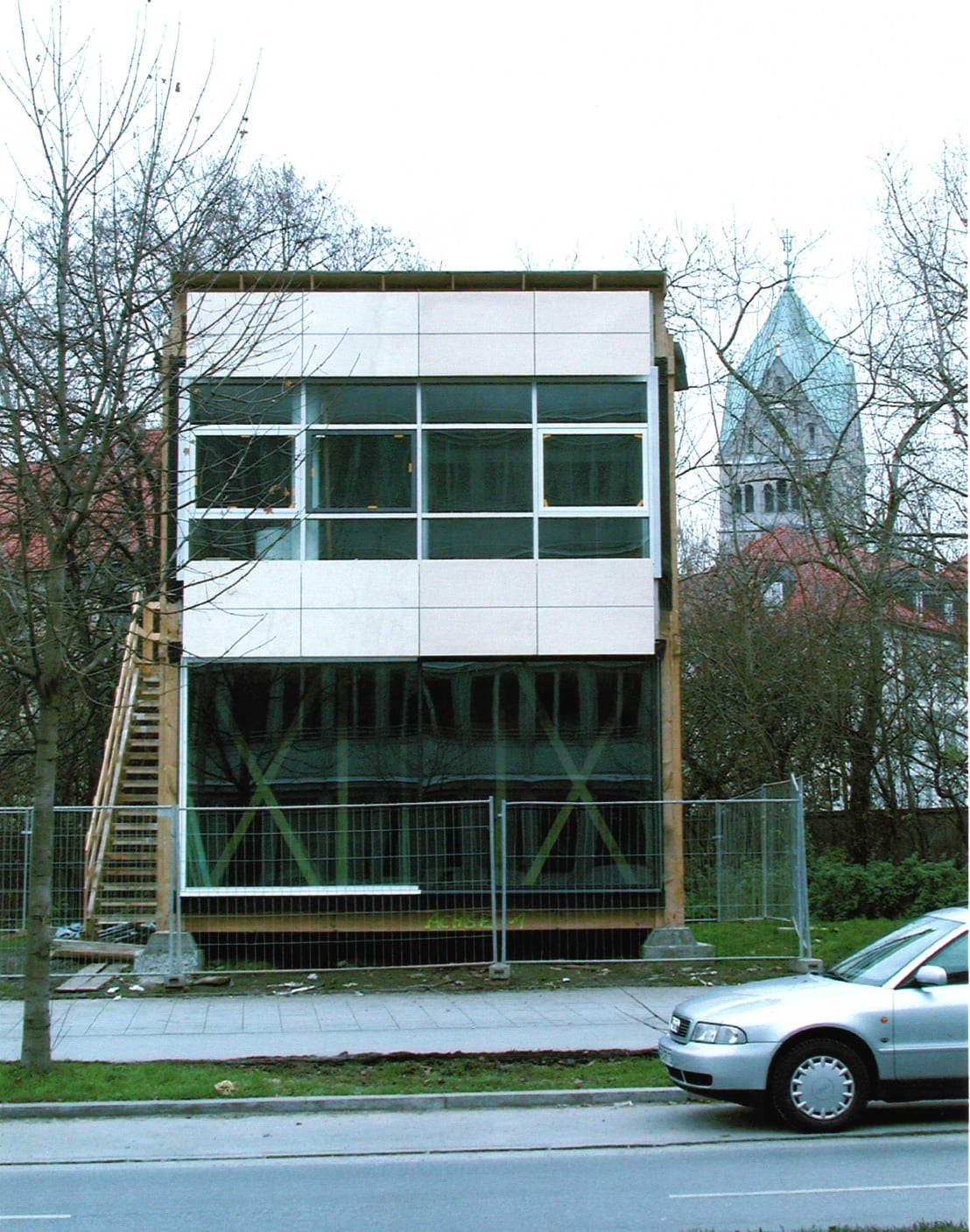Wohnatelier unterschwarzenberg von thomas pscherer - Thomas pscherer architekt ...