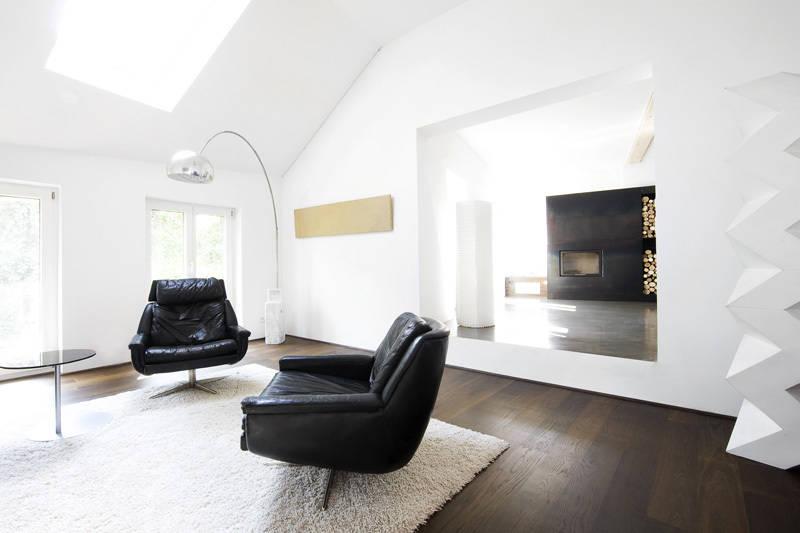 Haus ch von linie zweii innenarchitektur und for Innenarchitektur haus bilder