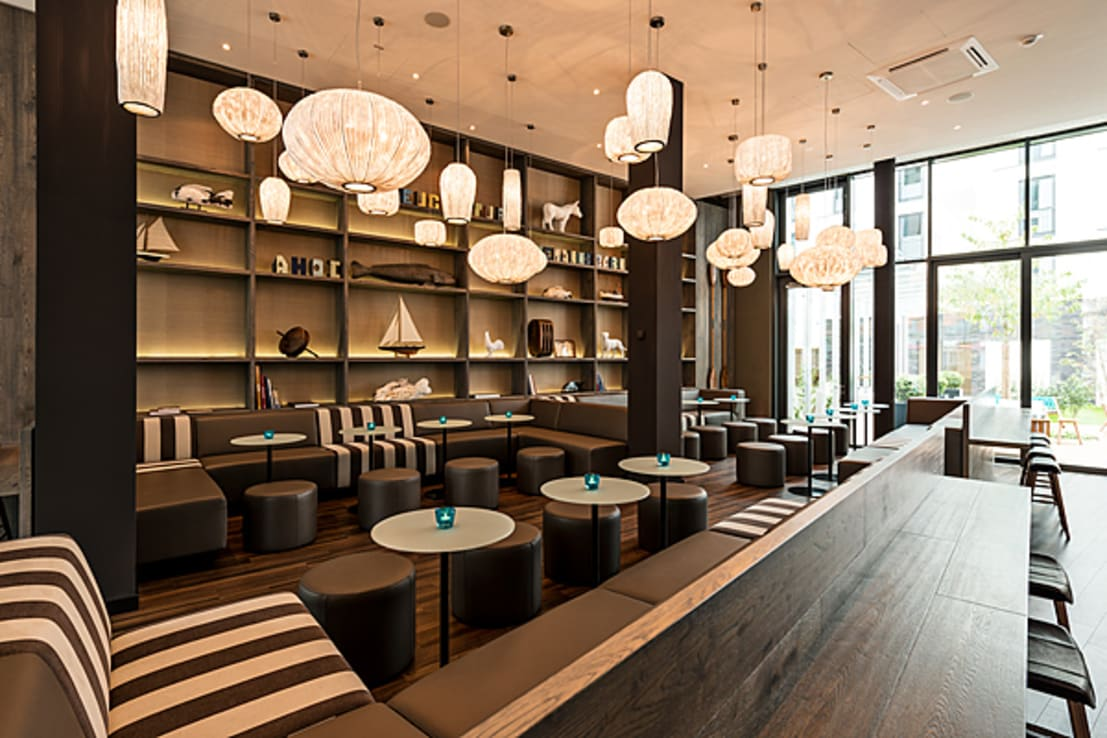 Motel one bremen von irene neumann fotografie homify for Motel one lampen