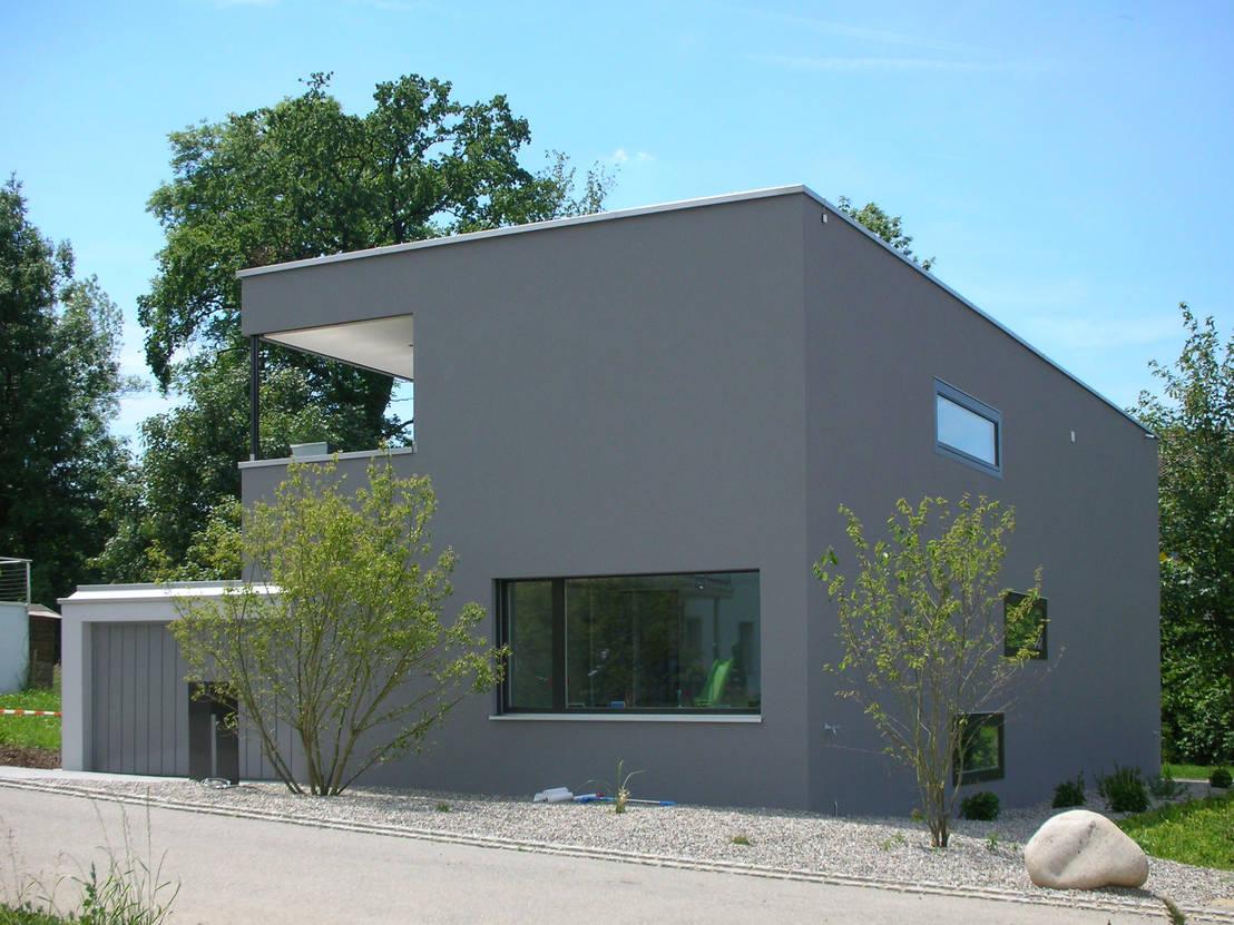 Modern bauen for Bauen modern magazin