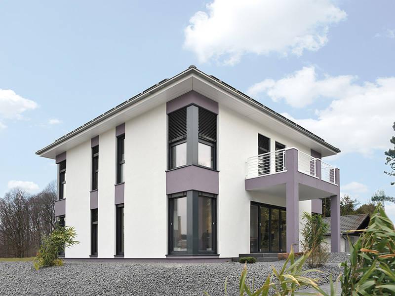 haus frankfurt business von streif haus gmbh homify. Black Bedroom Furniture Sets. Home Design Ideas