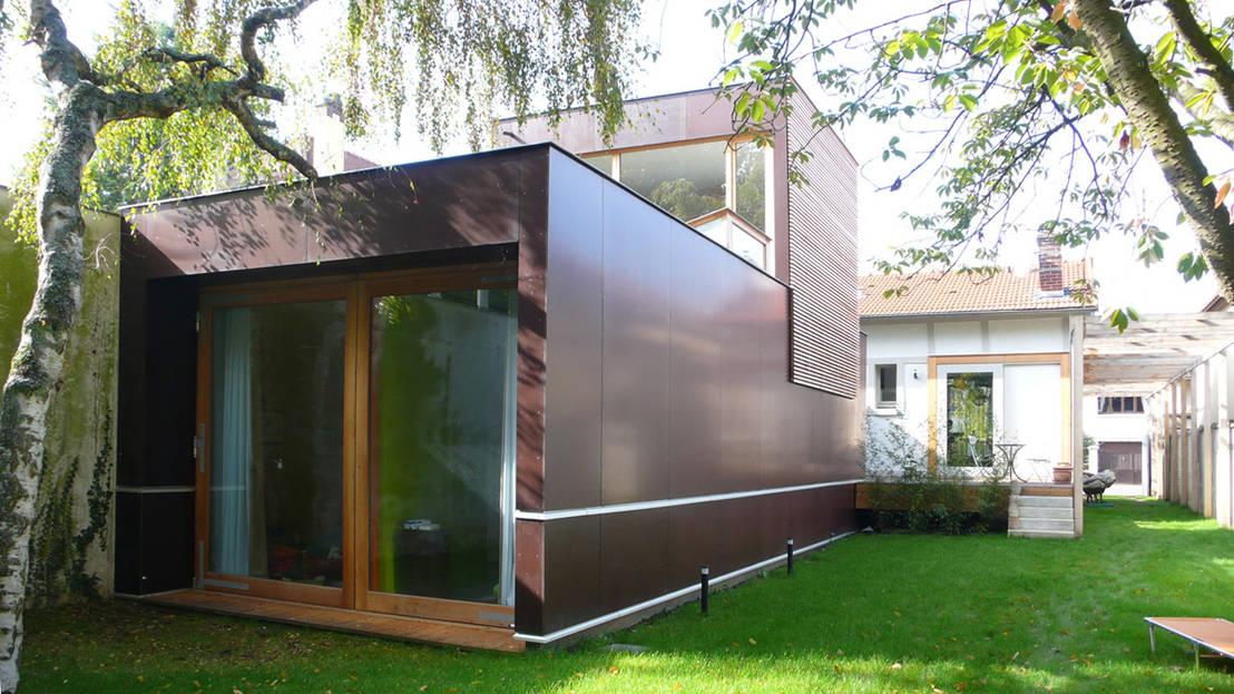 fabienne bulle architecte associ s maison vinolo homify. Black Bedroom Furniture Sets. Home Design Ideas