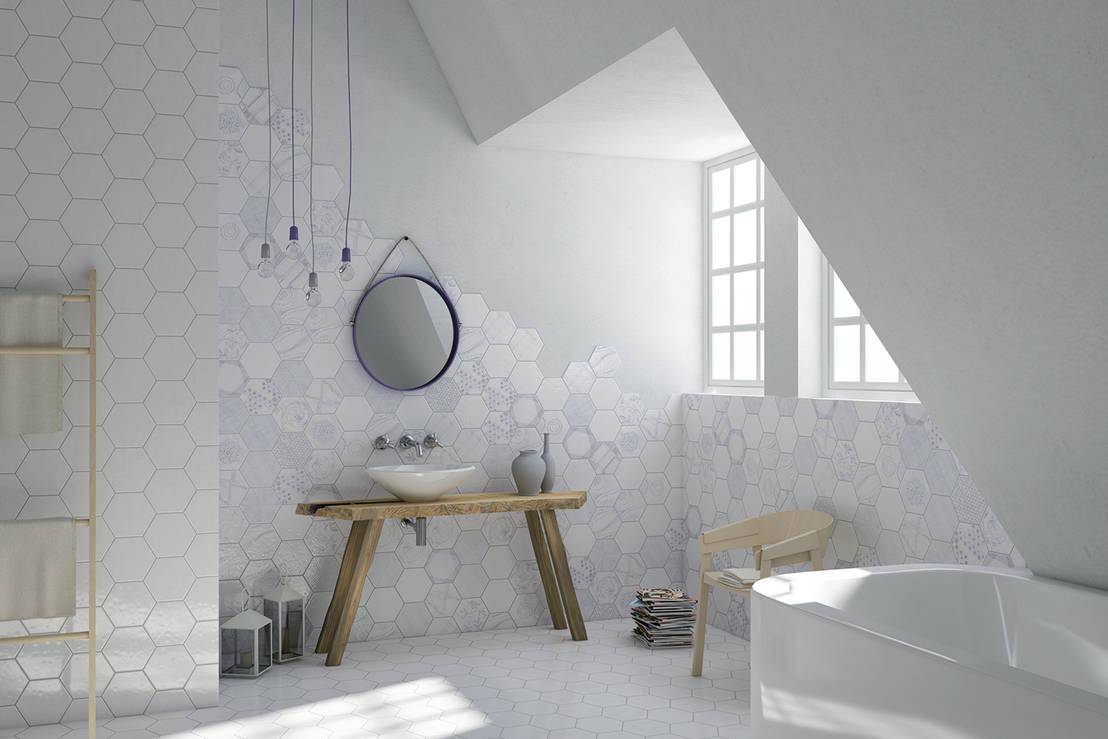 6 disegni moderni per la posa delle piastrelle - Posa piastrelle cucina ...