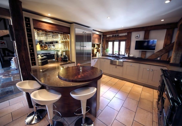 Tea Rooms Hertfordshire