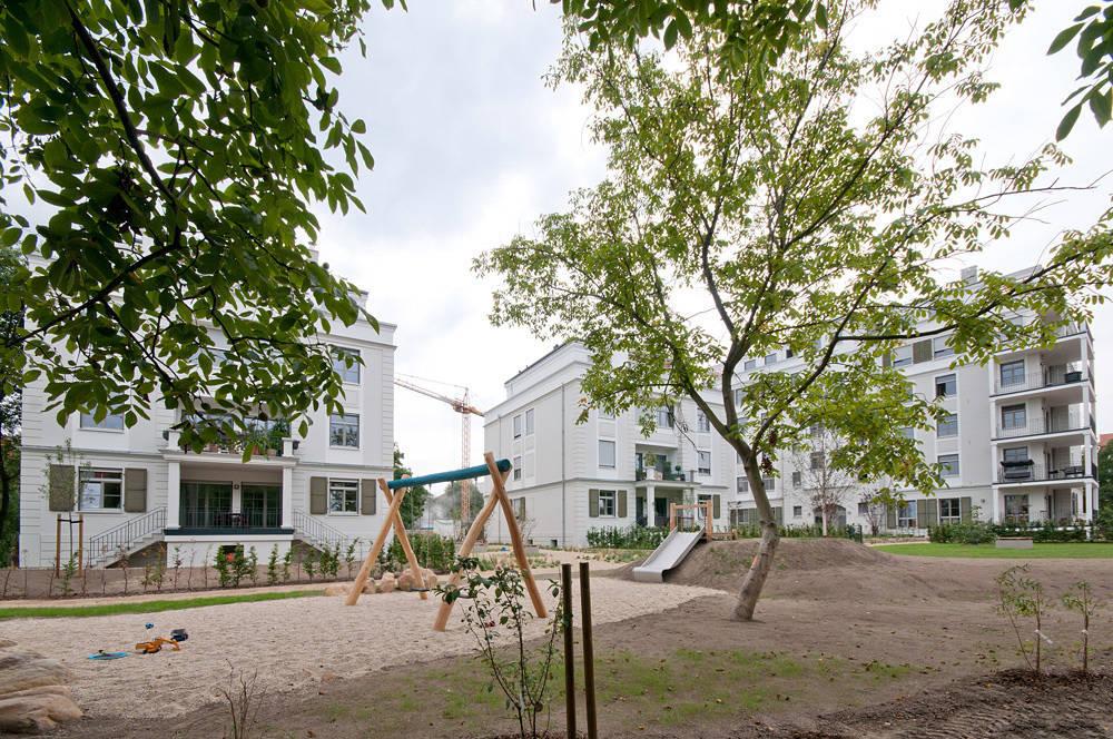 Neubau parkpalais in dresden striesen de seidel - Seidel architekten ...