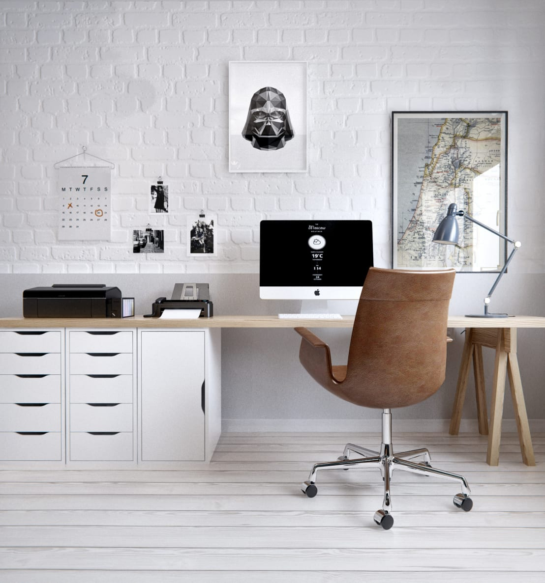 die besten tipps um im homeoffice die produktivit t zu steigern. Black Bedroom Furniture Sets. Home Design Ideas