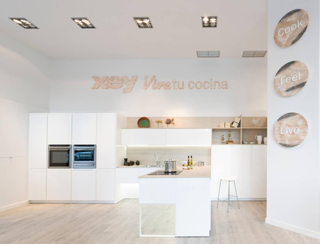 Cocinas sin tirador de xey por xey corporaci n empresarial - Xey corporacion empresarial ...