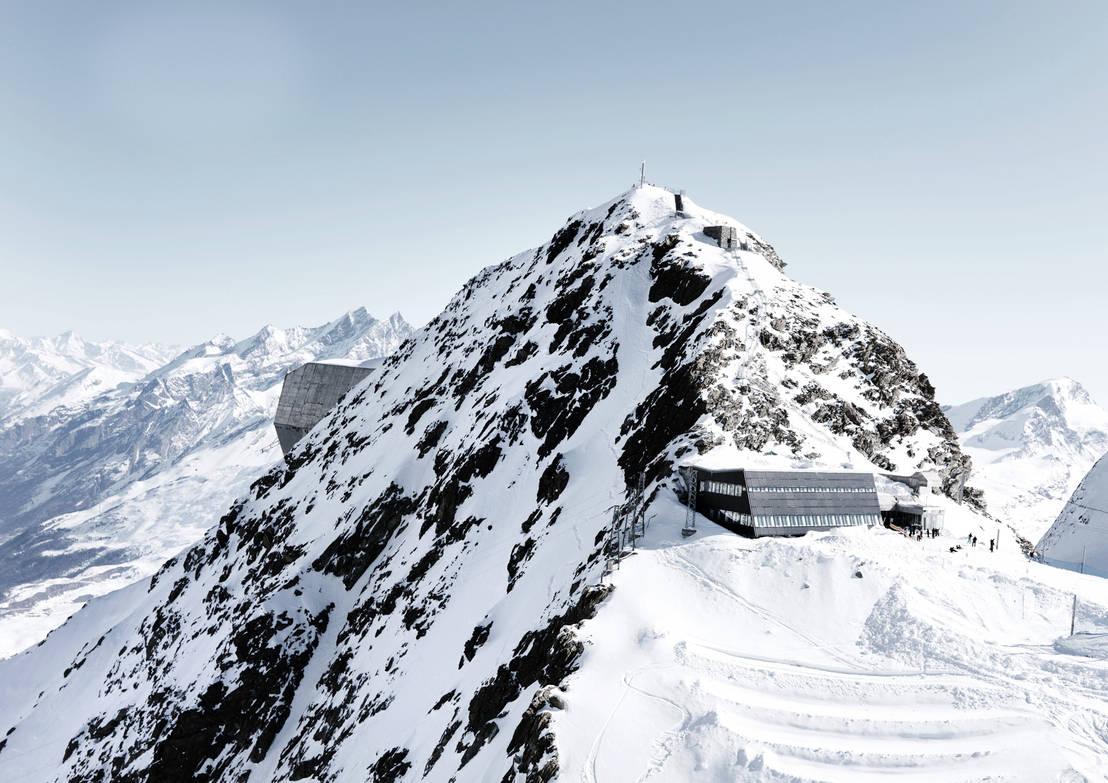 restaurant matterhorn glacier paradise zermatt von bogen design gmbh homify. Black Bedroom Furniture Sets. Home Design Ideas
