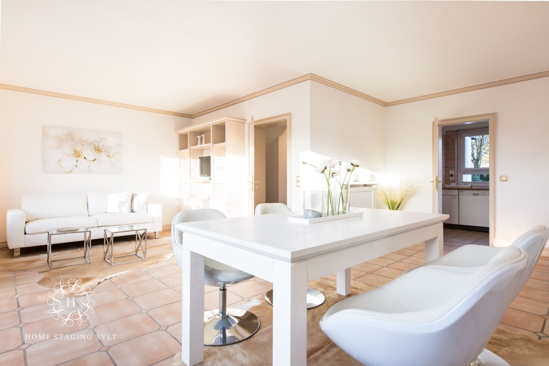 home staging doppelhaus in westerland sylt profesjonalista home staging sylt gmbh homify. Black Bedroom Furniture Sets. Home Design Ideas