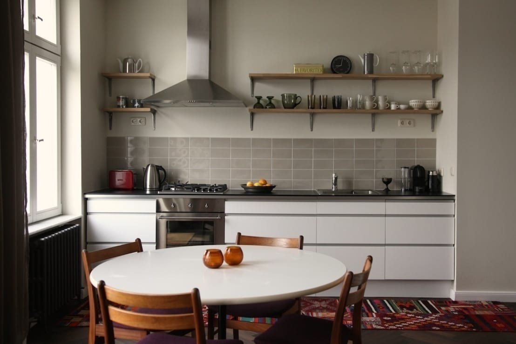 stockwerk orange wohnung in berlin prenzlauer berg homify. Black Bedroom Furniture Sets. Home Design Ideas