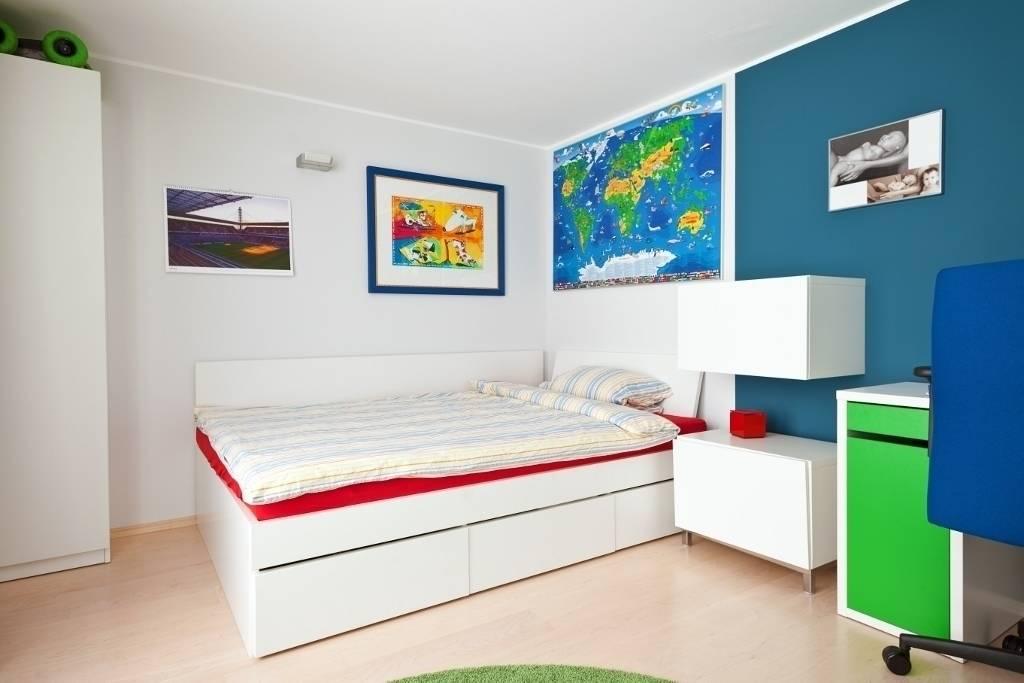 kinderzimmer junge von flohs wohnraumkonzepte homify. Black Bedroom Furniture Sets. Home Design Ideas
