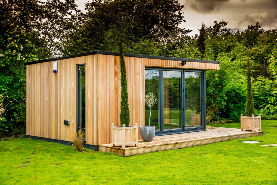 C mo construir una casa barata y moderna - Construir casa moderna ...