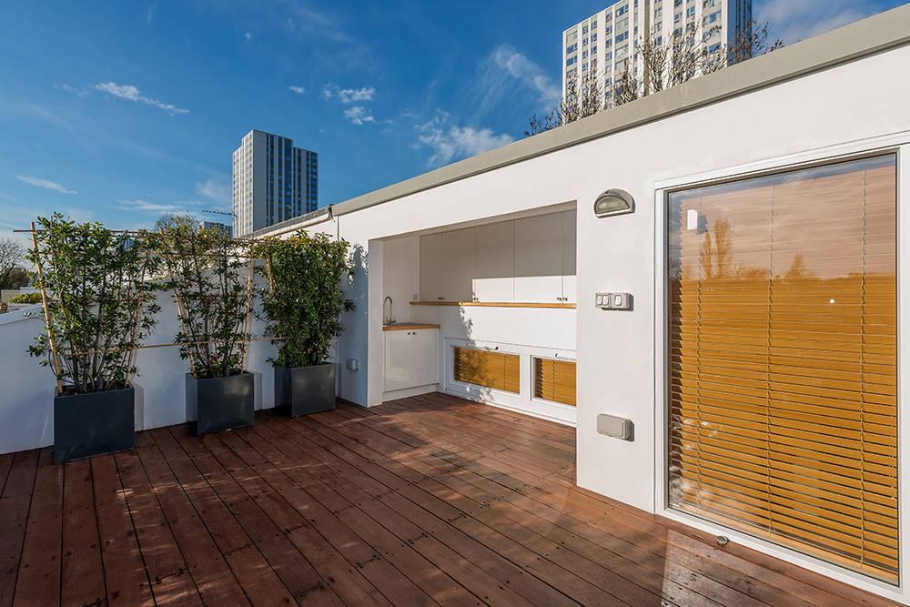 14 terrazas en la azotea para que te inspires a dise ar la for Terrazas 14 vicuna