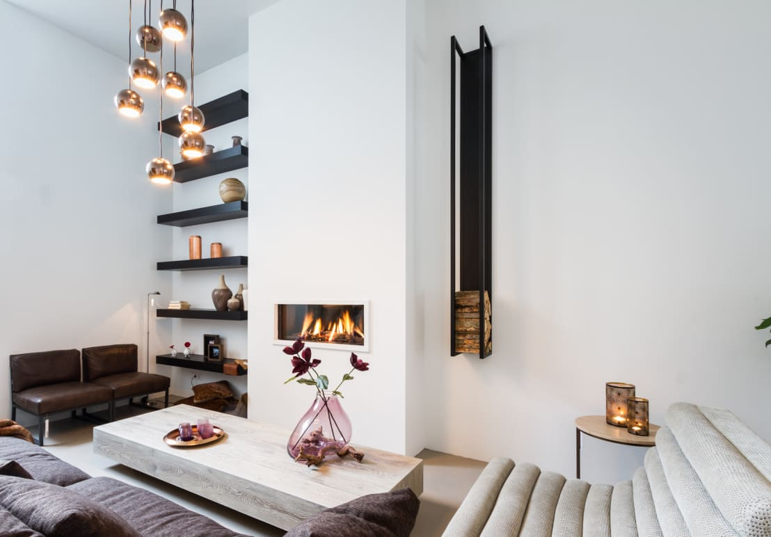 Een hoog plafond 6 idee n om thuis na te doen - Hoog plafond ...