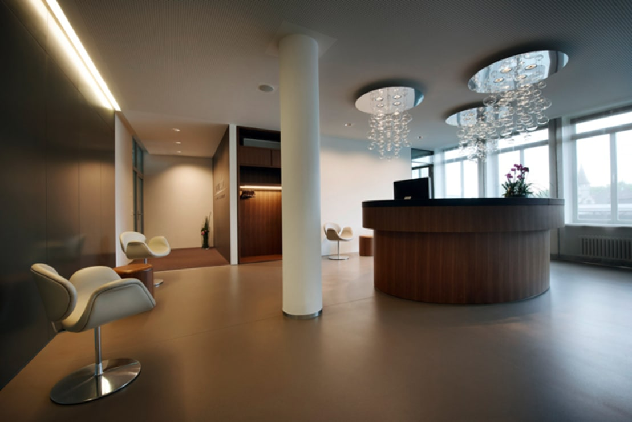iria degen interiors zahnarztpraxis z rich homify. Black Bedroom Furniture Sets. Home Design Ideas