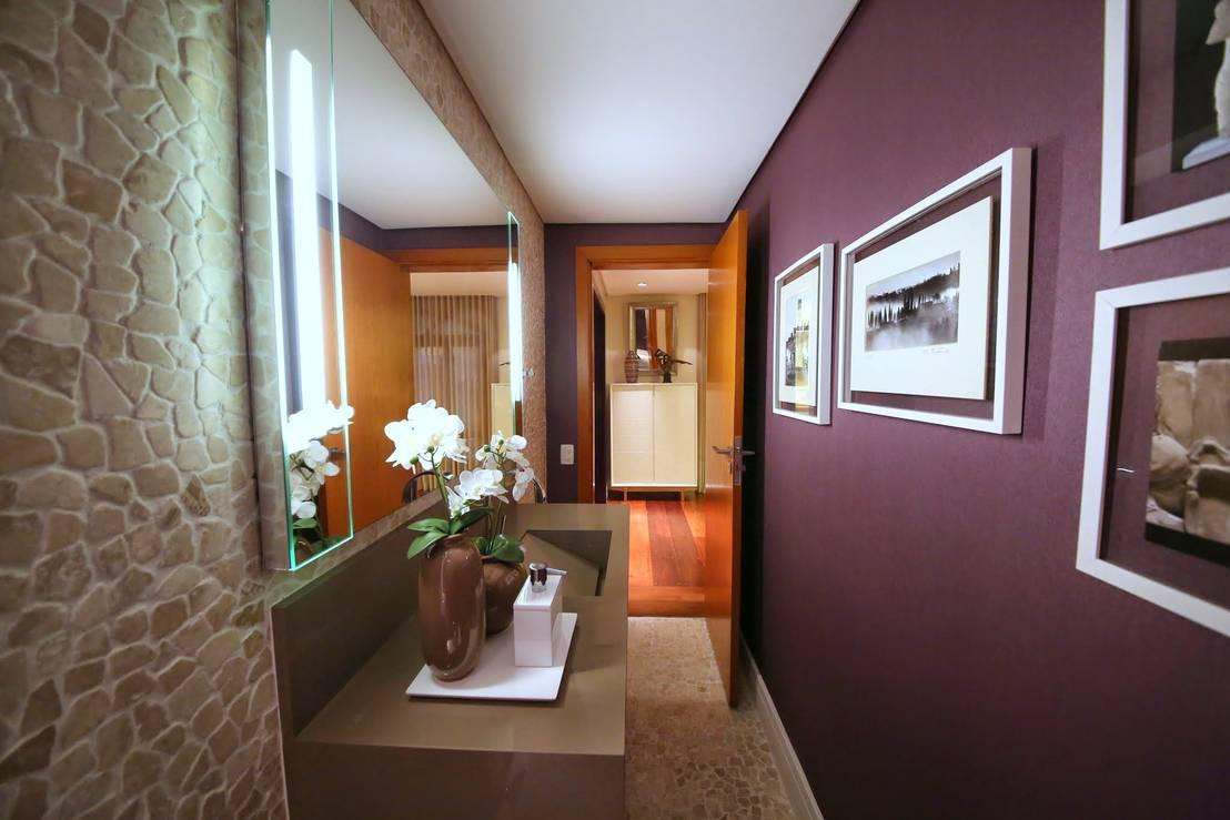 5 id es fantastiques pour tirer le meilleur parti d 39 un couloir troit. Black Bedroom Furniture Sets. Home Design Ideas