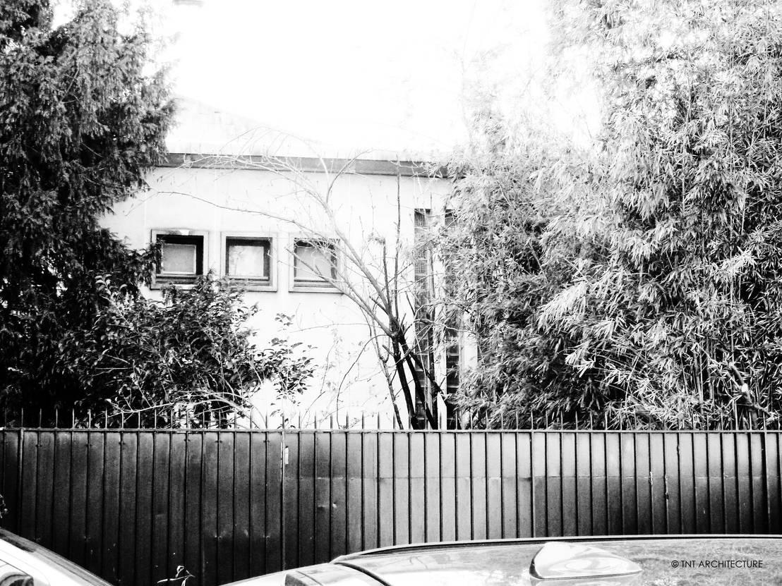 officine tnt architecture s92 r novation villa 400m boulogne billancourt homify. Black Bedroom Furniture Sets. Home Design Ideas