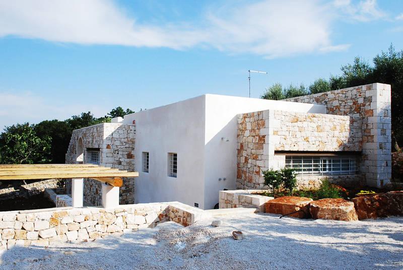 Mediterrane Häuser Innen: Dekoration