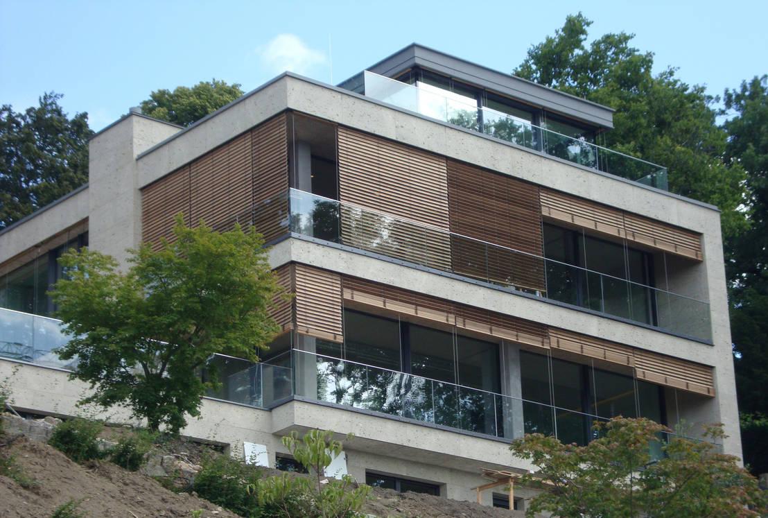 erweiterung und energetische sanierung einer 60er jahre villa in hamburg von susan r schoff. Black Bedroom Furniture Sets. Home Design Ideas