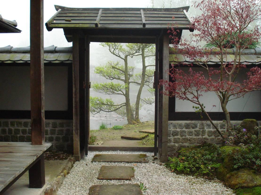 die japanischen g rten um schloss eickhof von japan garten. Black Bedroom Furniture Sets. Home Design Ideas