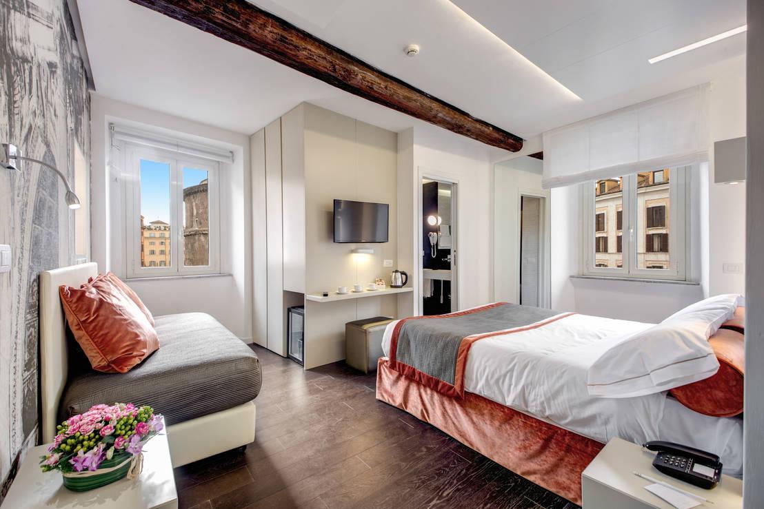 7 camere da letto spettacolari con bagno annesso - Camere da bagno ...