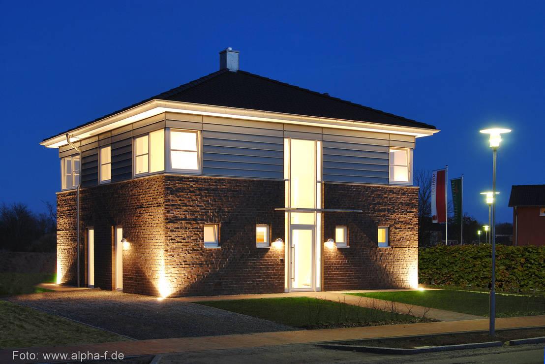 einfamilienhaus in flensburg von architektenb ro lorenzen. Black Bedroom Furniture Sets. Home Design Ideas