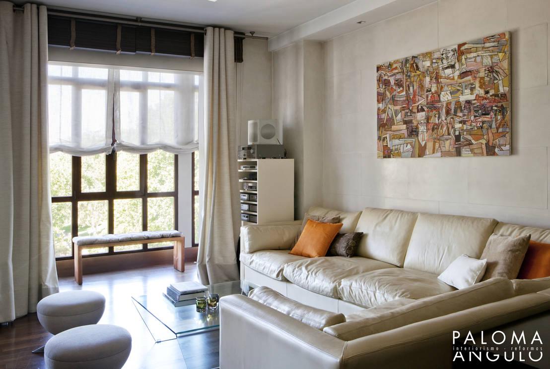 Un piso de revista en el centro de madrid for Pisos en el centro de madrid