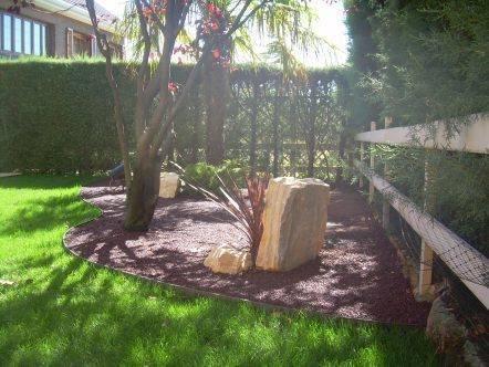 Dise o de jardines de bajo mantenimiento by homify for Jardines de bajo mantenimiento