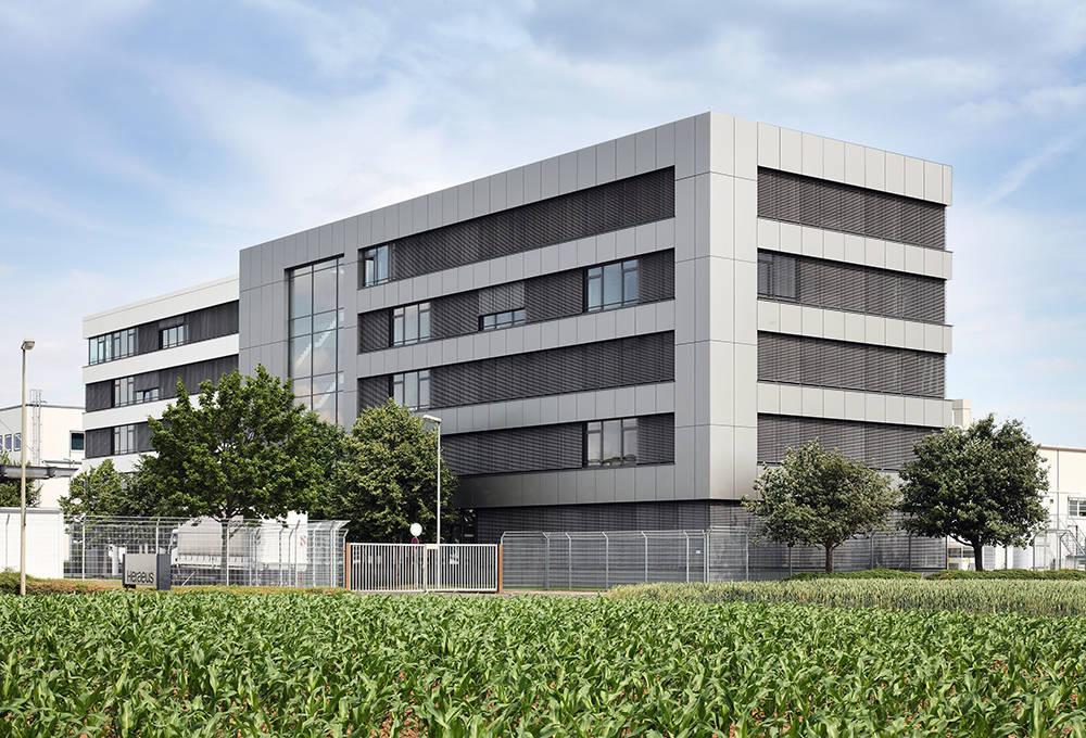 Heraeus b ro und verwaltungsbau von planquadrat elfers - Planquadrat architekten ...