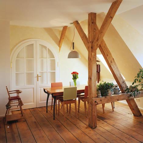 Maisonettewohnung in einer jugendstilvilla m nchen de for Raum design