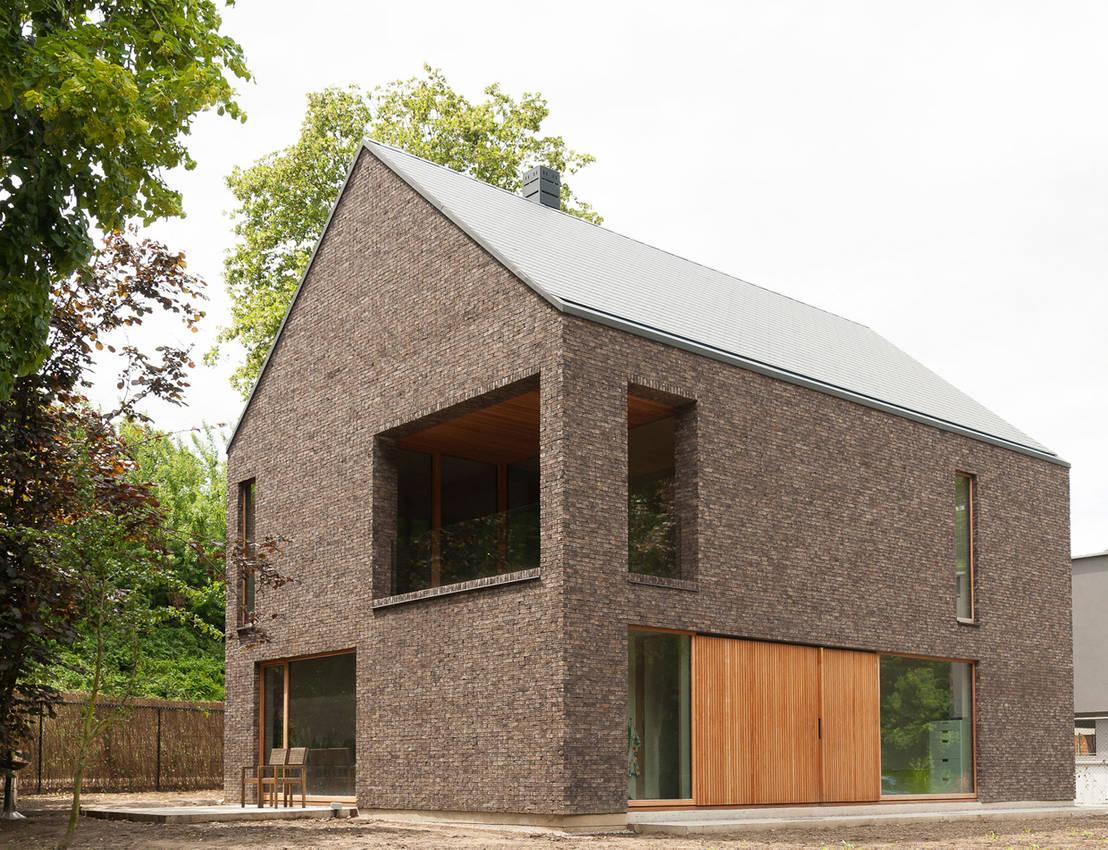 Een moderne woning met een landelijk randje for Nieuwe woning wensen