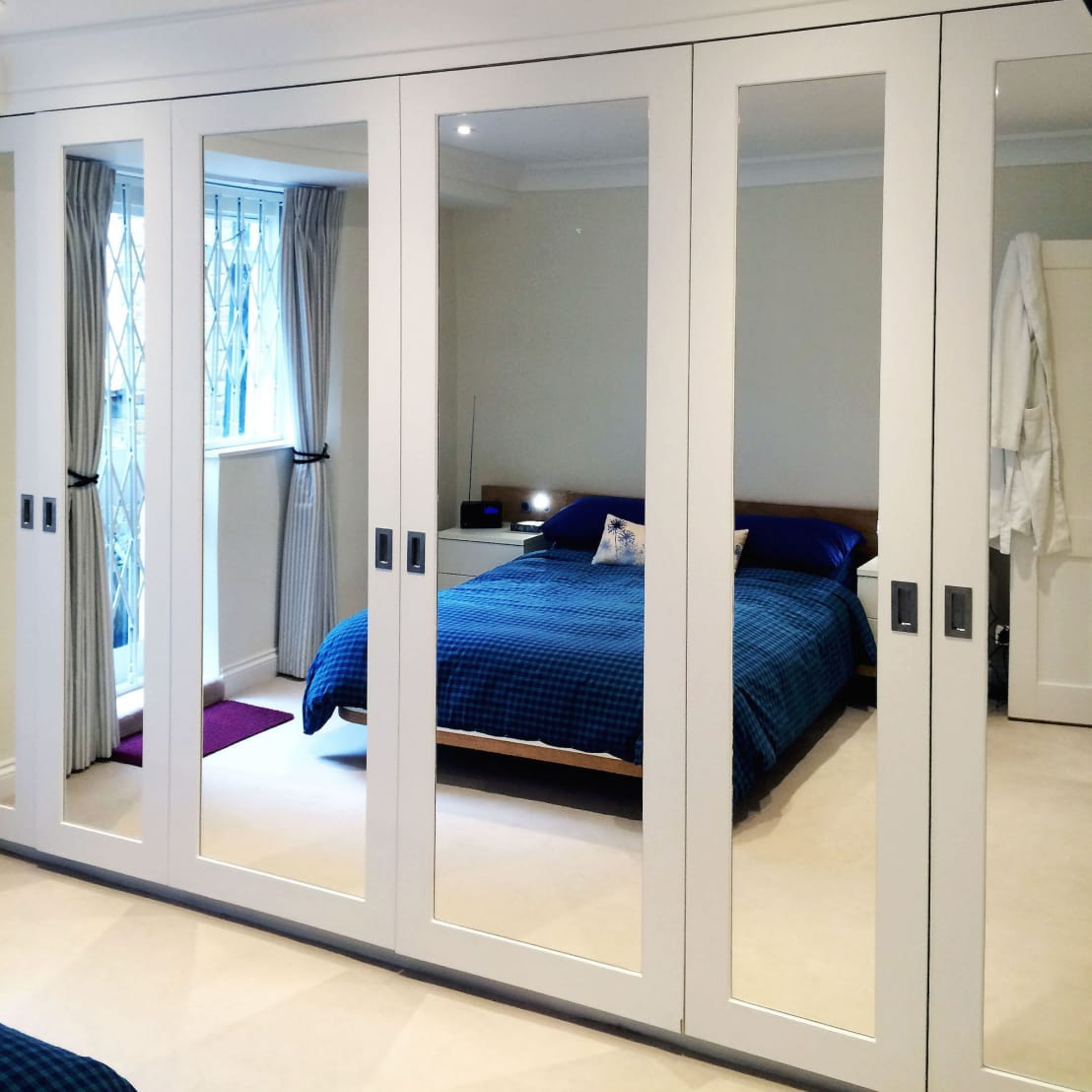 Designer Wardrobes For Interior Inspiration In Amersham: 15 Pictures Of Cupboards And Wardrobes In Indian Homes