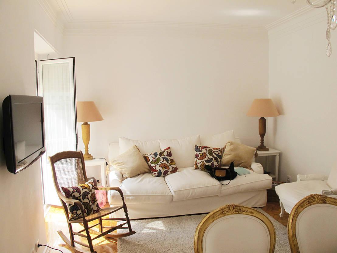 Apartamento Amoreiras Lisboa De Catarina Batista