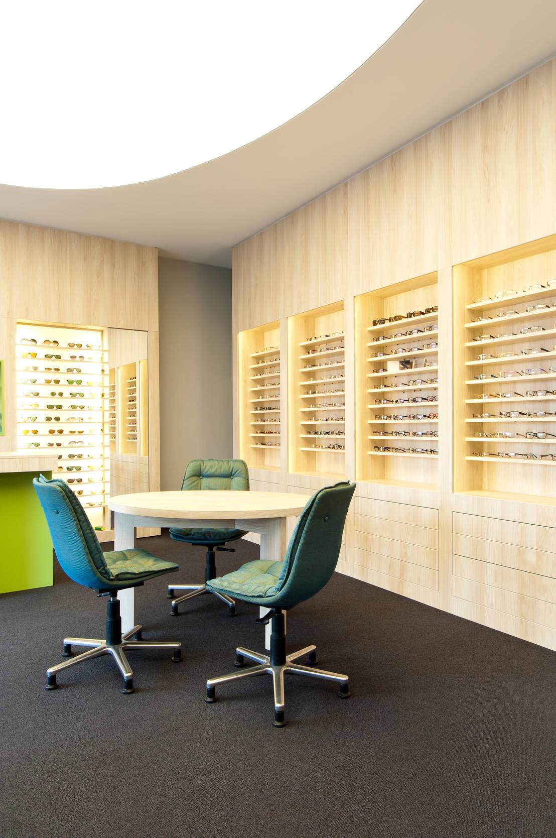 Augenoptikergeschaft In Berlin Charlottenburg By Silvia Ernst