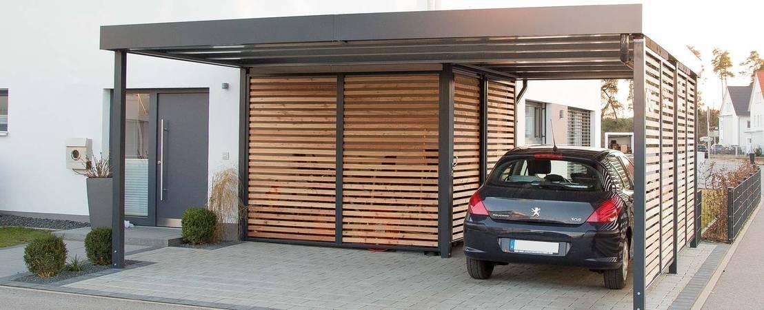 cool excellent best carports aus stahl von siebau by siebau raumsysteme gmbh u co kg homify with carport fr autos preis with carport wei with carport fr 3