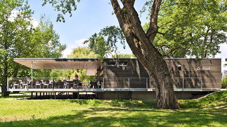 strandbad berlingen bodensee profesjonalista m67 architekten homify. Black Bedroom Furniture Sets. Home Design Ideas